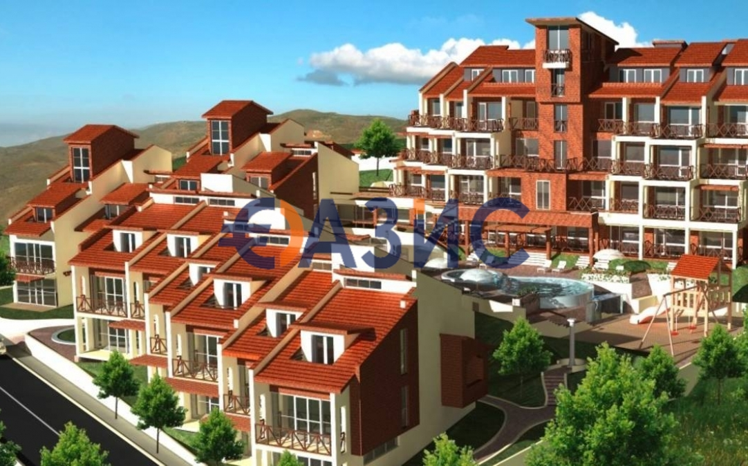 2х комнатные апартаменты в Кошарице (Болгария) за 19990 евро