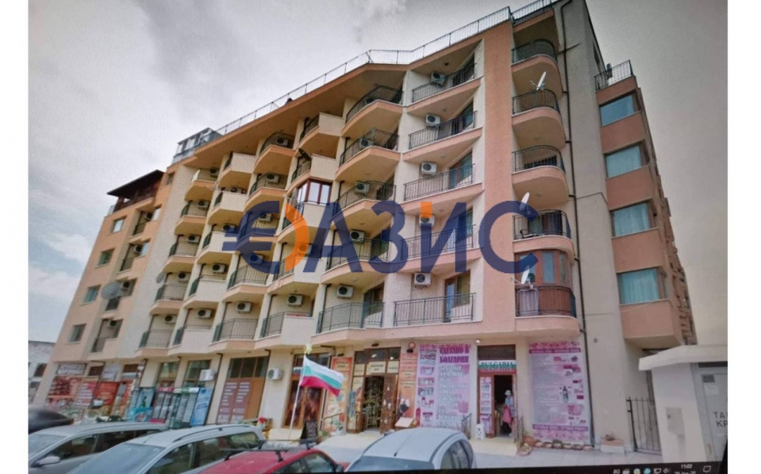 Студио в Слънчев бряг (България) за 35600 евро