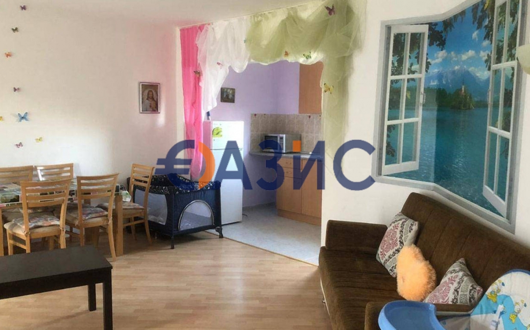 3-стайни апртаменти в Слънчев бряг (България) за 37700 евро