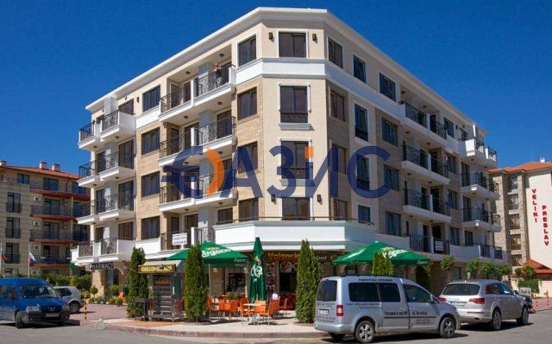 3-стайни апртаменти в Слънчев бряг (България) за 56176 евро