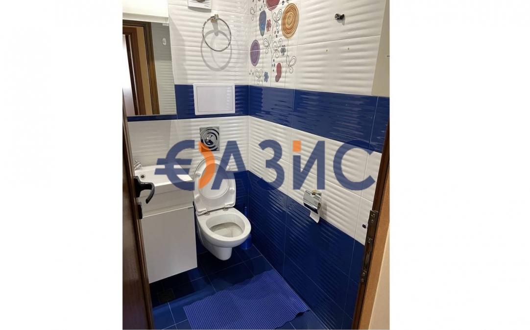 3х комнатные апартаменты в Несебре (Болгария) за 99000 евро