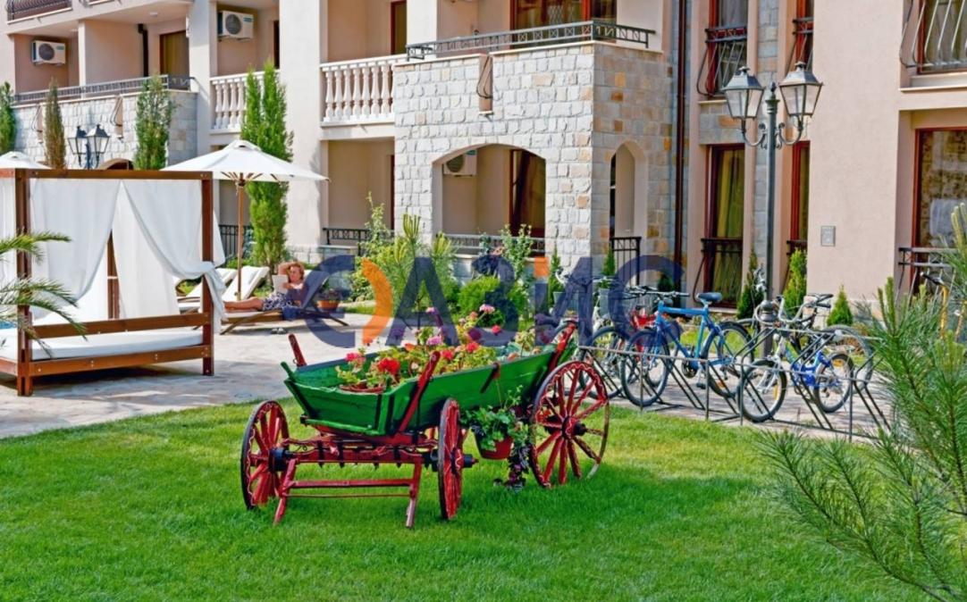 2х комнатные апартаменты в Солнечном Берегу (Болгария) за 49900 евро