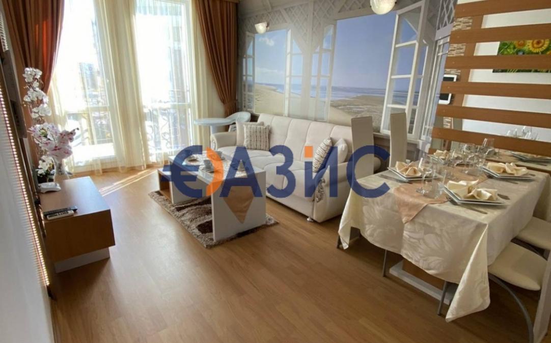 Студио в Слънчев бряг (България) за 43000 евро
