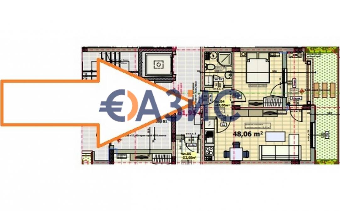 Земельный участок в Бургасе (Болгария) за 49900 евро
