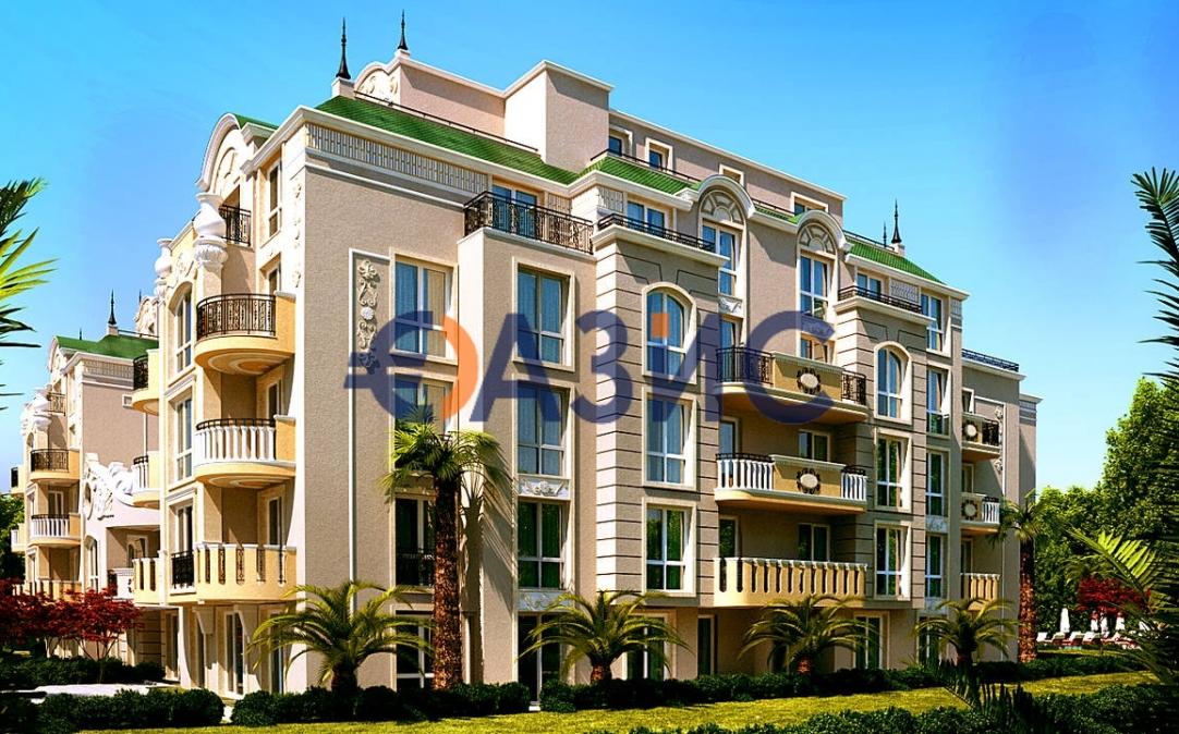 3х комнатные апартаменты в Равде (Болгария) за 63932 евро