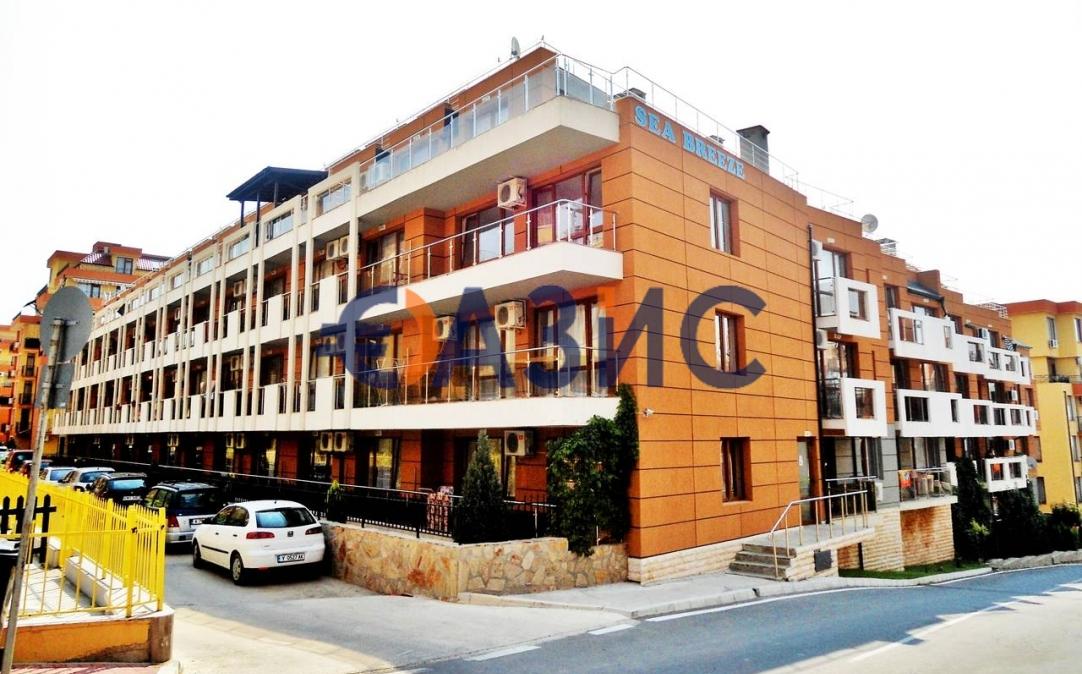 Студио в Свети Влас (България) за 24150 евро