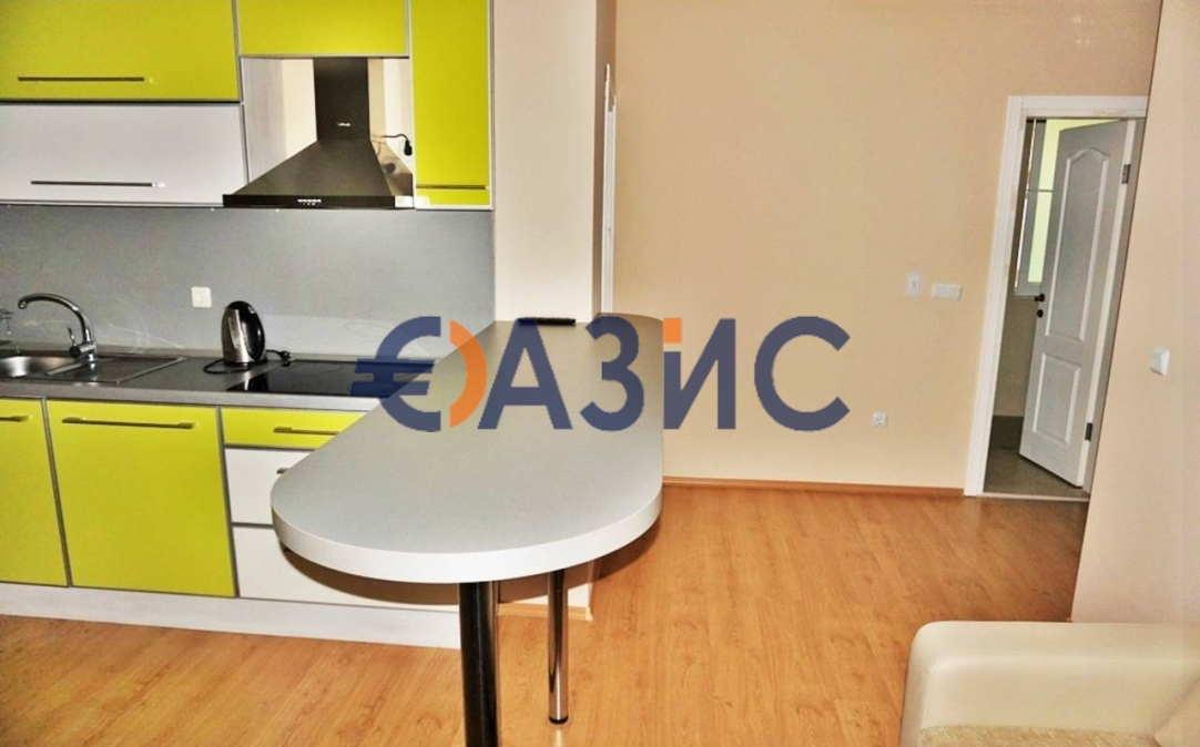 2х комнатные апартаменты в Святом Власе (Болгария) за 65000 евро