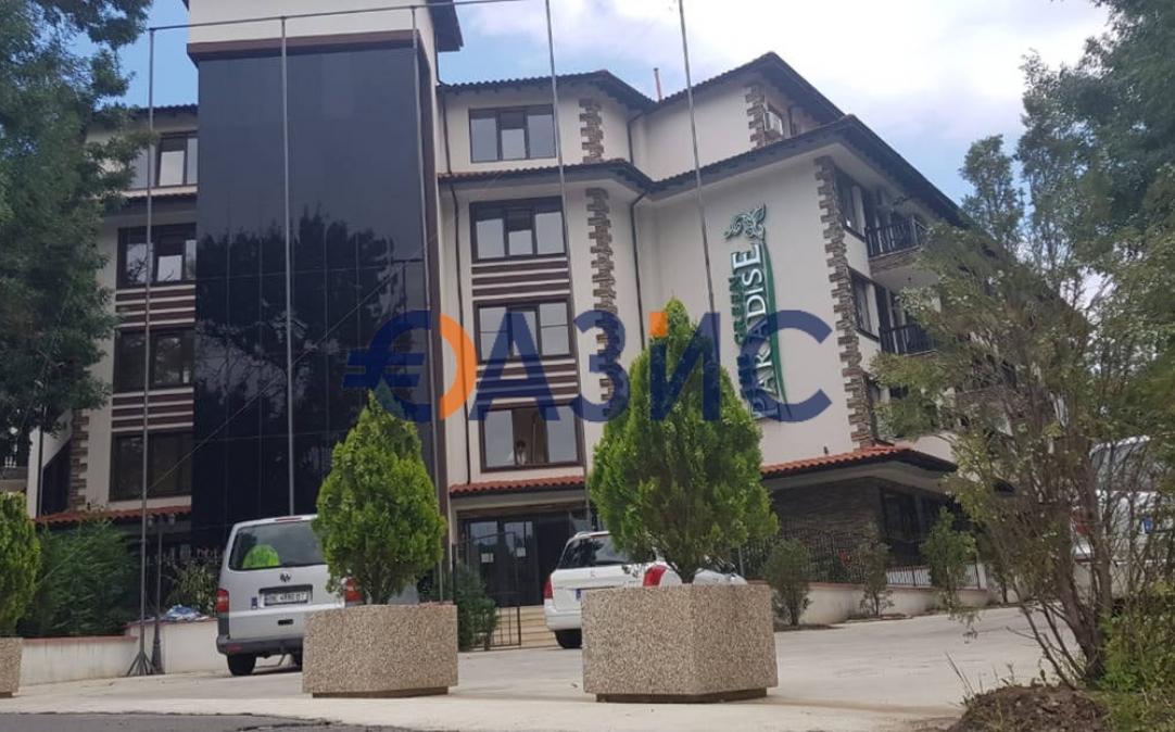 Студио в Приморско (България) за 25850 евро