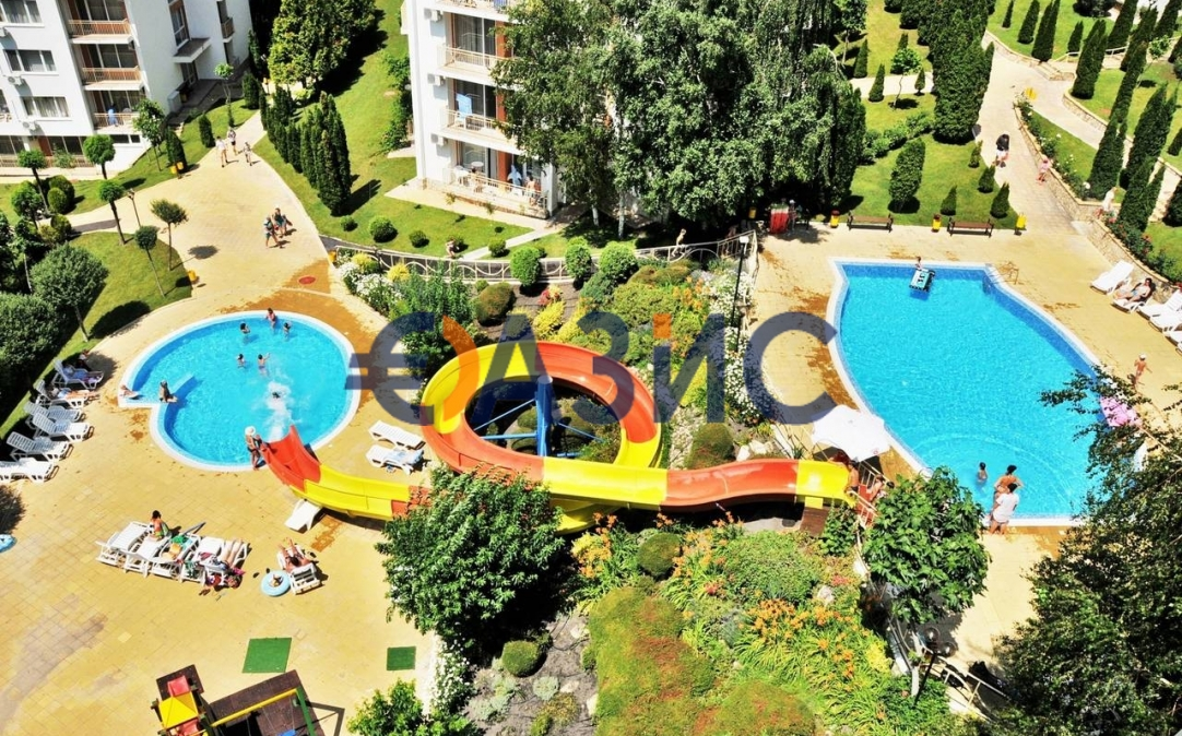 2х комнатные апартаменты в Святом Власе (Болгария) за 34900 евро