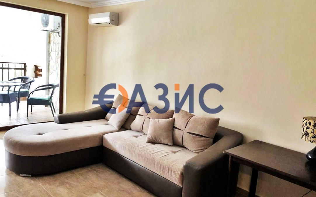 2х комнатные апартаменты в Святом Власе (Болгария) за 57700 евро