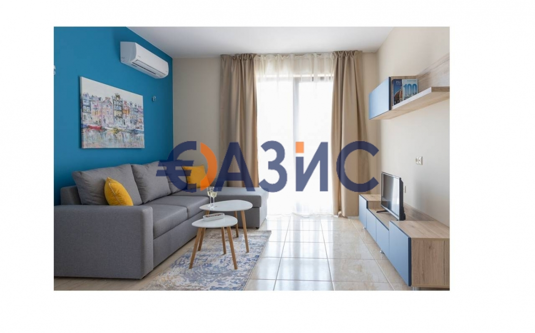 Студия в Святом Власе (Болгария) за 31192 евро
