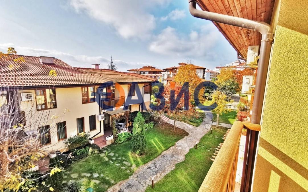 3х комнатные апартаменты в Святом Власе (Болгария) за 91000 евро