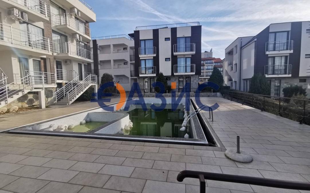 2х комнатные апартаменты в Святом Власе (Болгария) за 54999 евро