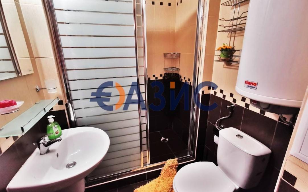 2х комнатные апартаменты в Святом Власе (Болгария) за 33400 евро