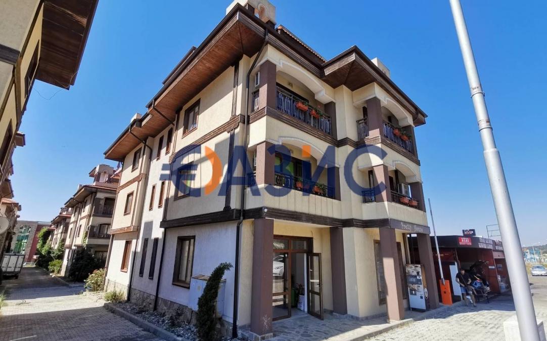 2х комнатные апартаменты в Святом Власе (Болгария) за 36800 евро
