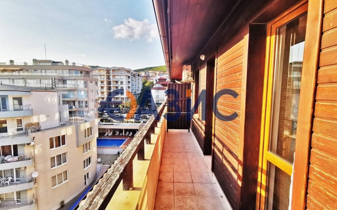 3-стайни апртаменти в Свети Влас (България) за 89800 евро