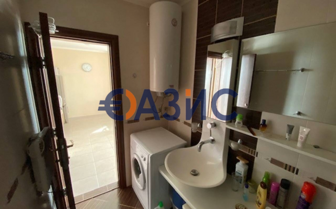 2х комнатные апартаменты в Несебре (Болгария) за 61500 евро