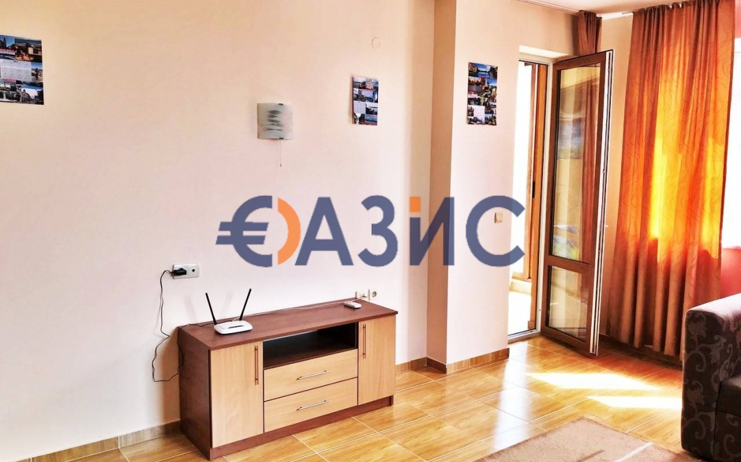 2х комнатные апартаменты в Святом Власе (Болгария) за 45900 евро