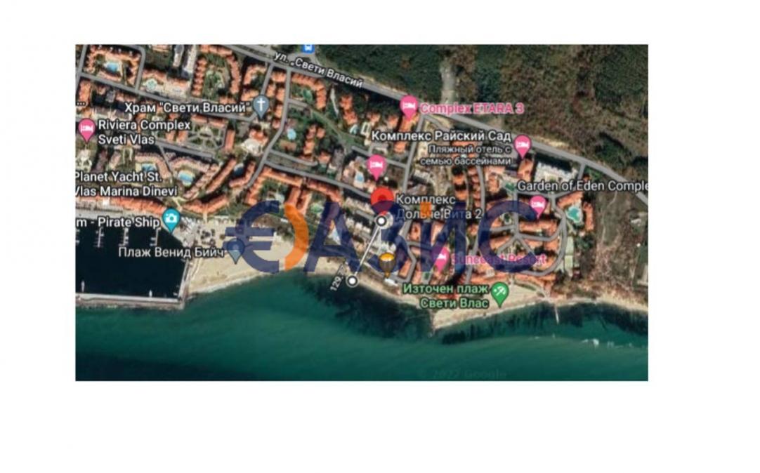 Магазин в Свети Влас (България) за 39000 евро