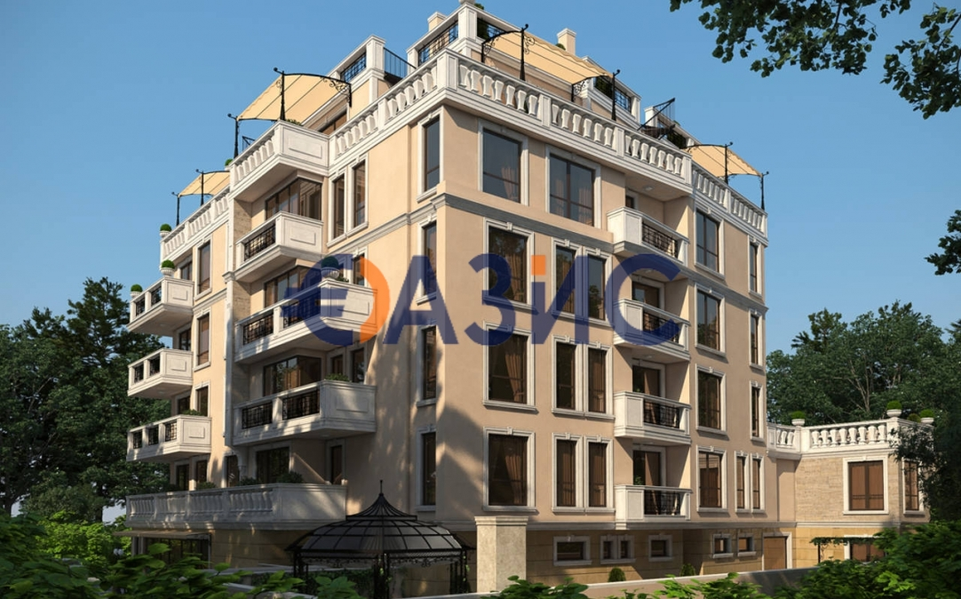 3-стайни апртаменти в Бургасе (България) за 125000 евро
