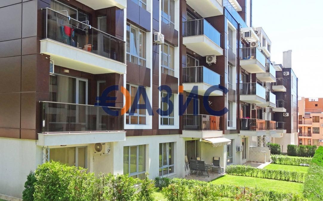 3-стайни апртаменти в Свети Влас (България) за 97607 евро