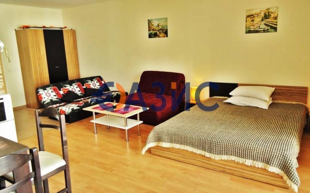 Студия в Святом Власе (Болгария) за 24400 евро
