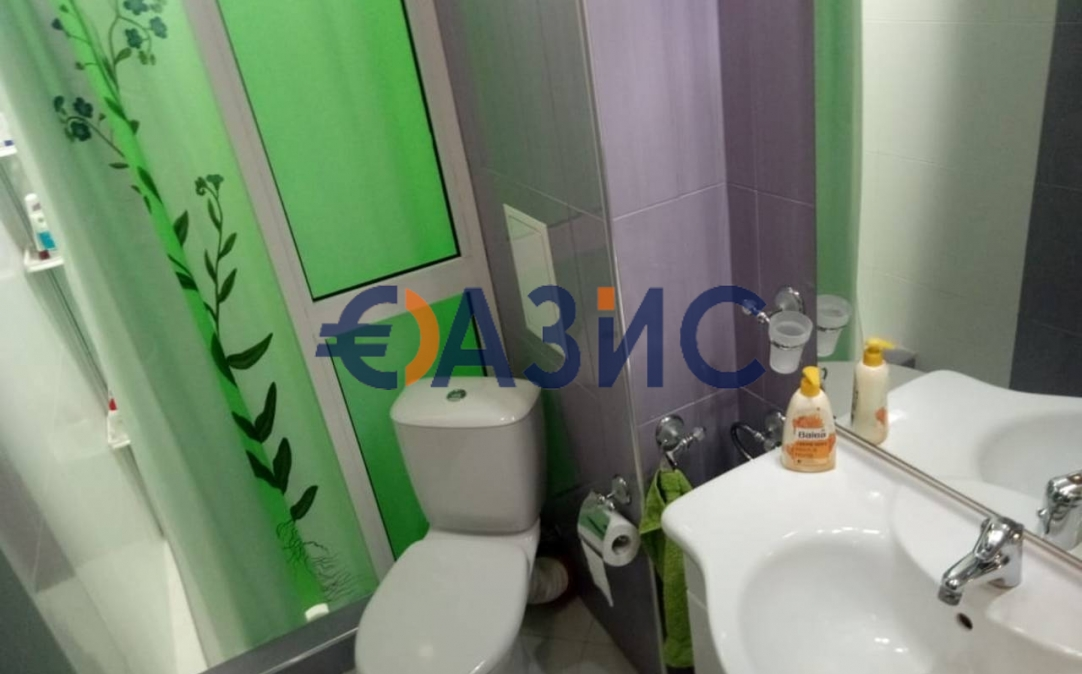 3х комнатные апартаменты в Несебре (Болгария) за 64000 евро