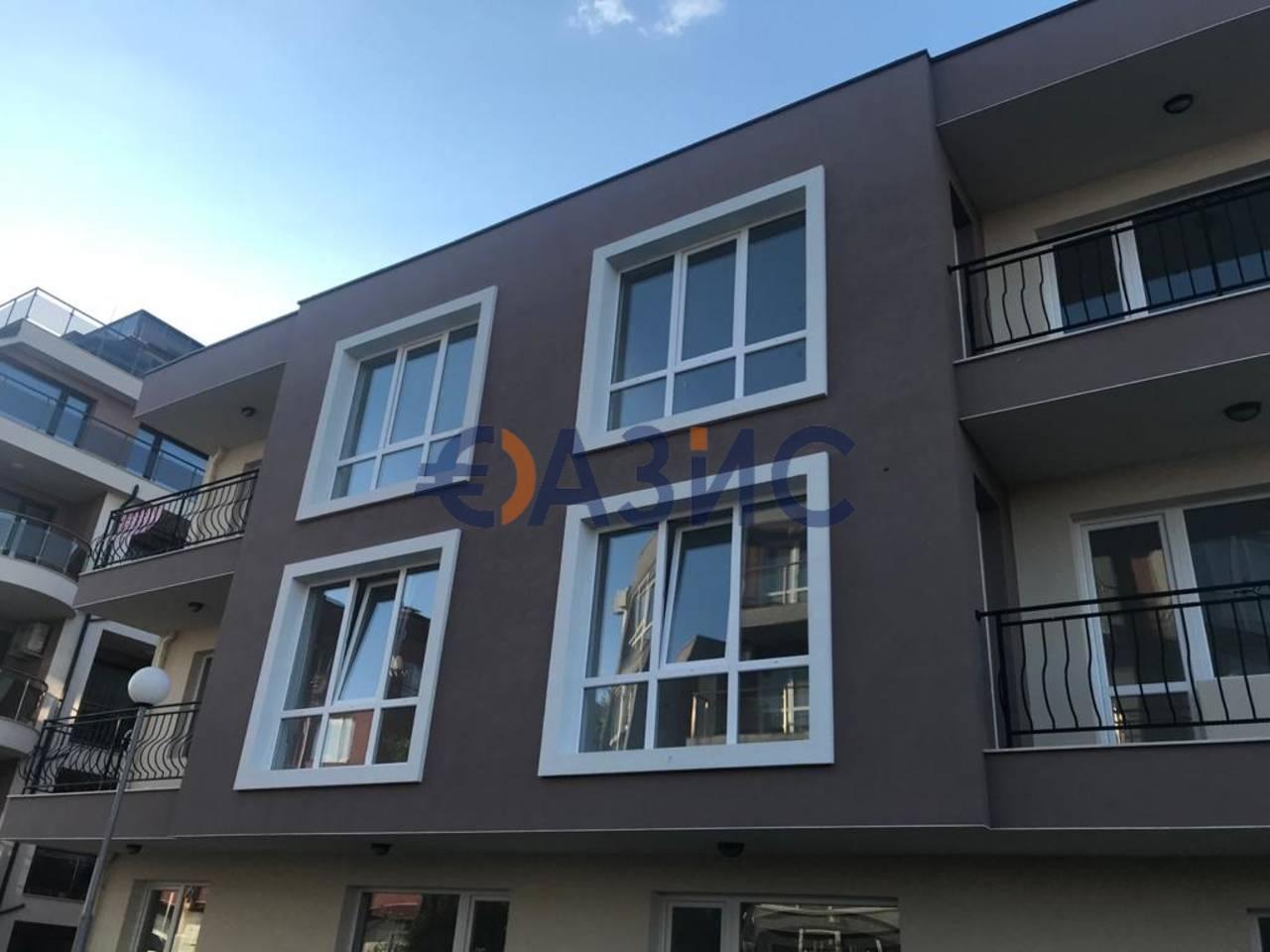 Трехкомнатный апартамент с водяным отоплением пола, Несебр, Болгария, 7