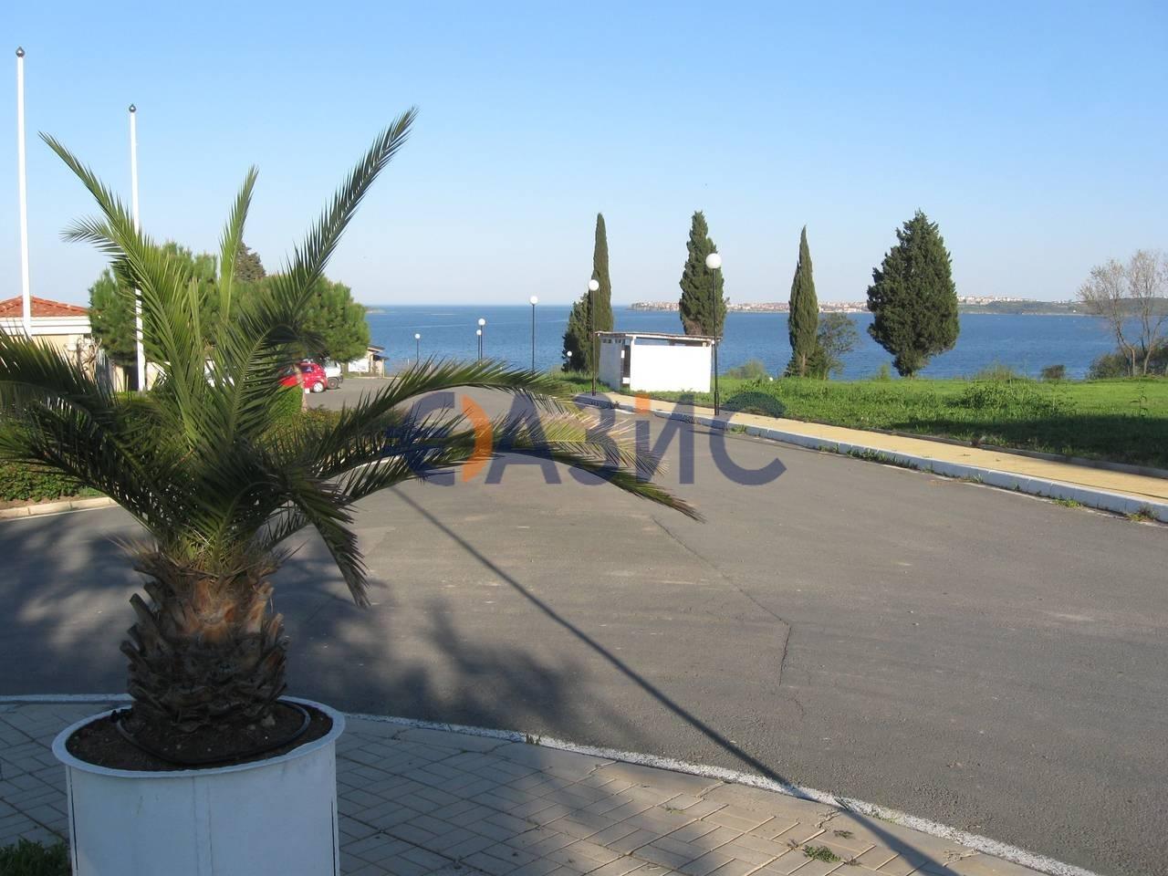 Апартамент с 1 спальней с видом на море, 2эт., Черноморец, Болгария, 2
