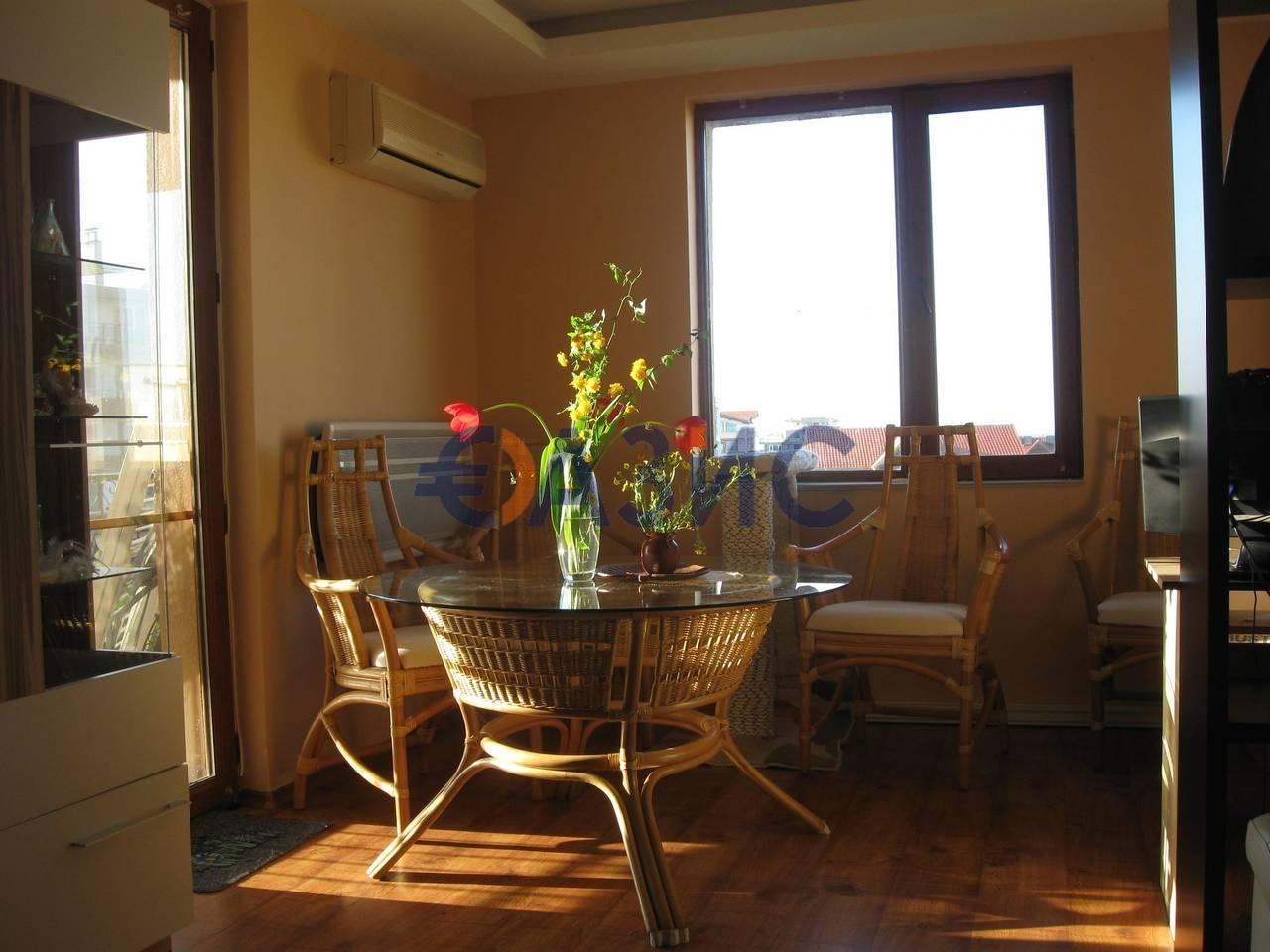 Апартамент с 1 спальней с видом на море, 2эт., Черноморец, Болгария, 3