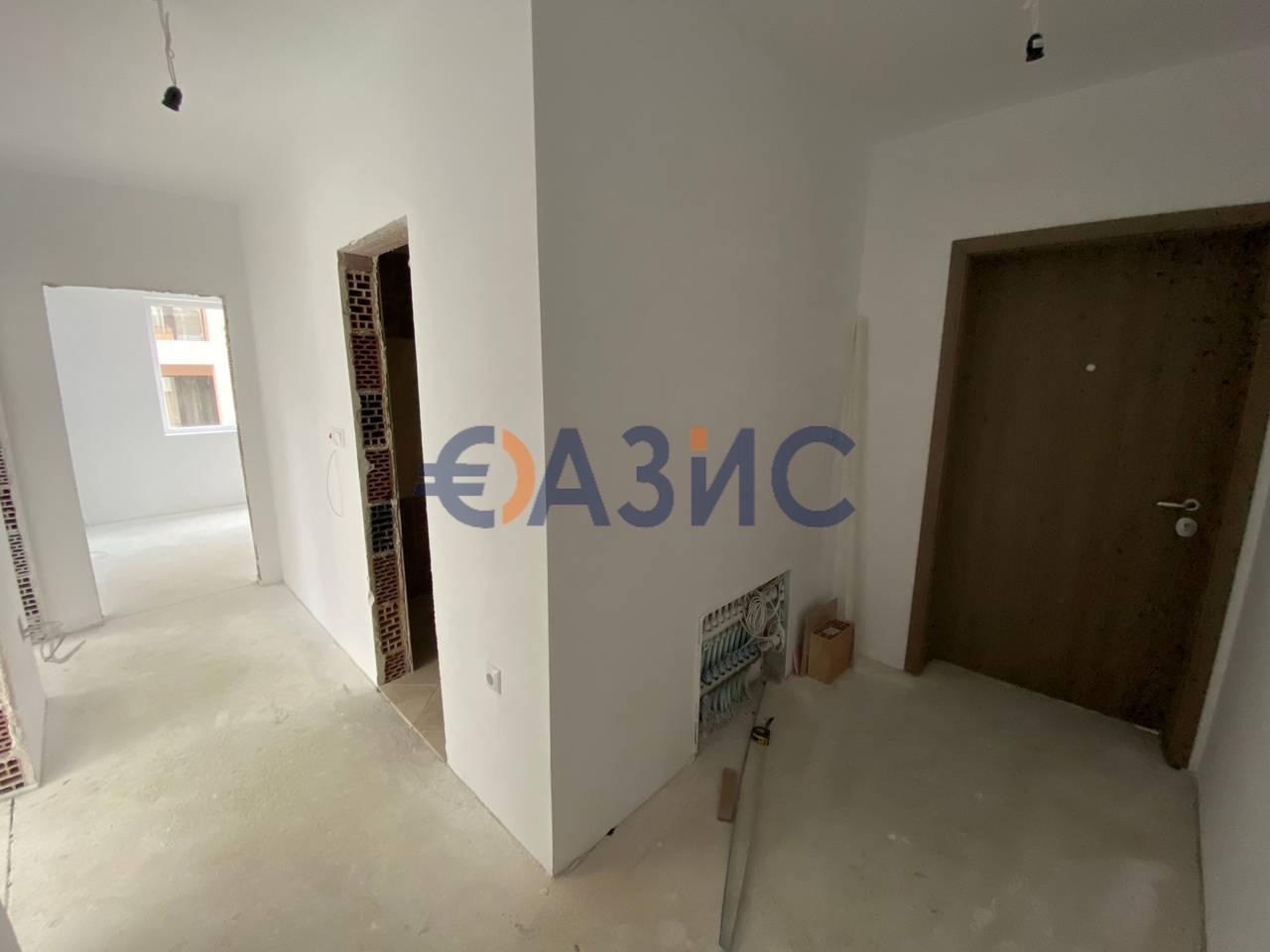 Трехкомнатный апартамент с водяным отоплением пола, Несебр, Болгария, 6