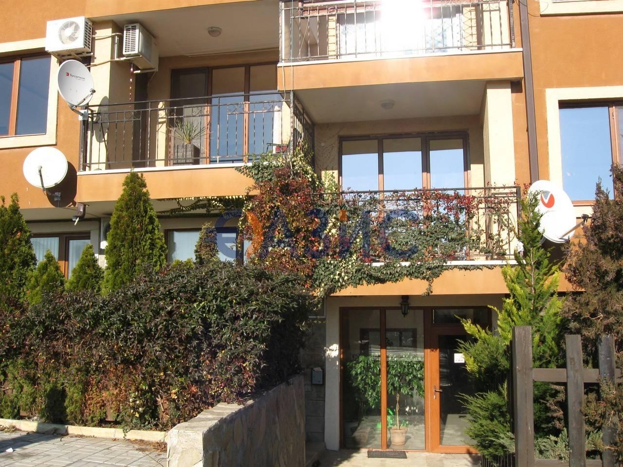 Апартамент с 1 спальней с видом на море, 2эт., Черноморец, Болгария,