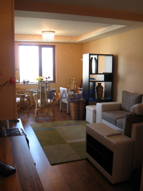 Апартамент с 1 спальней с видом на море, 2эт., Черноморец, Болгария, 4