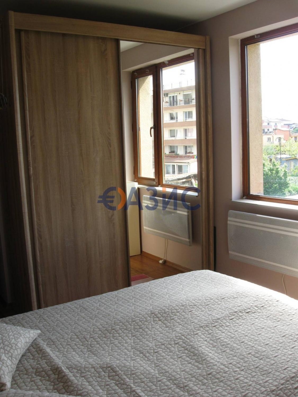Апартамент с 1 спальней с видом на море, 2эт., Черноморец, Болгария, 9