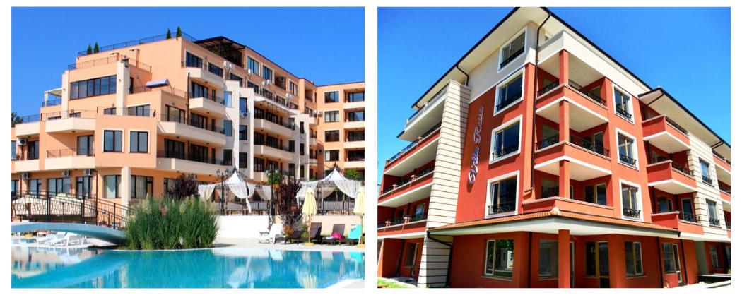 Апартаменти без такса поддръжка<br> на морето от 27 500 евро
