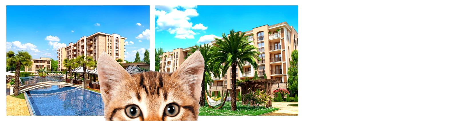Апартаменты в комплексах<br> от 14 225 евро в 50 метрах от моря